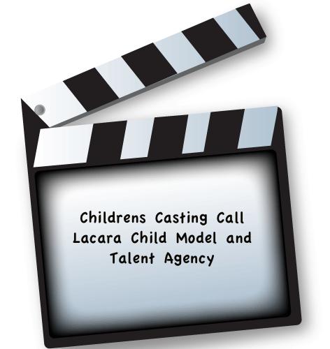 Casting Call for children