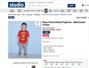 Child Modelling Agency Manchester