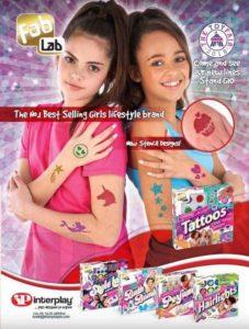 teenage modelling