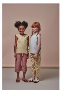child modelling