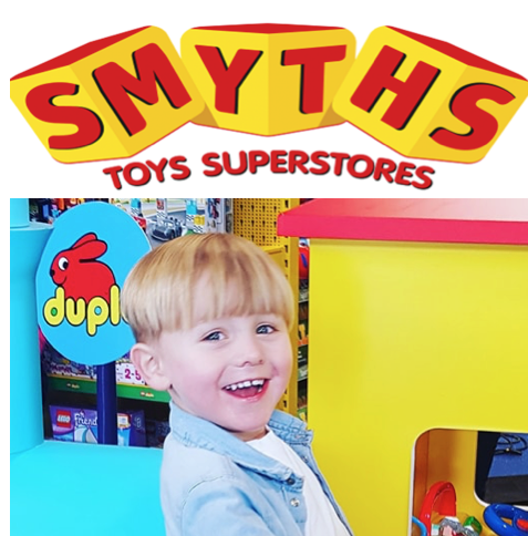 SMYTHS TOY ADVERT