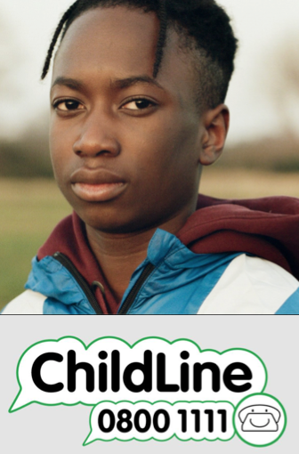 Childline Advert
