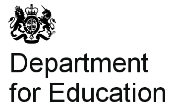 "Department for Education ""Every lesson shapes a life"""