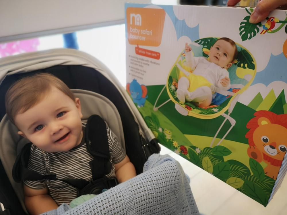 Mothercare Baby Packaging
