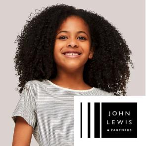Lacara model for John Lewis