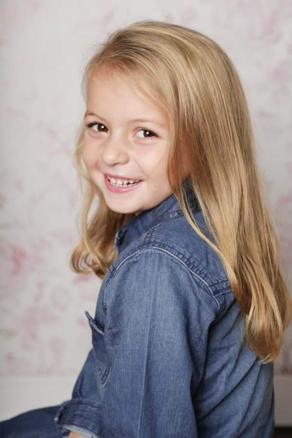 Child model agency- Mia-Lana Burns